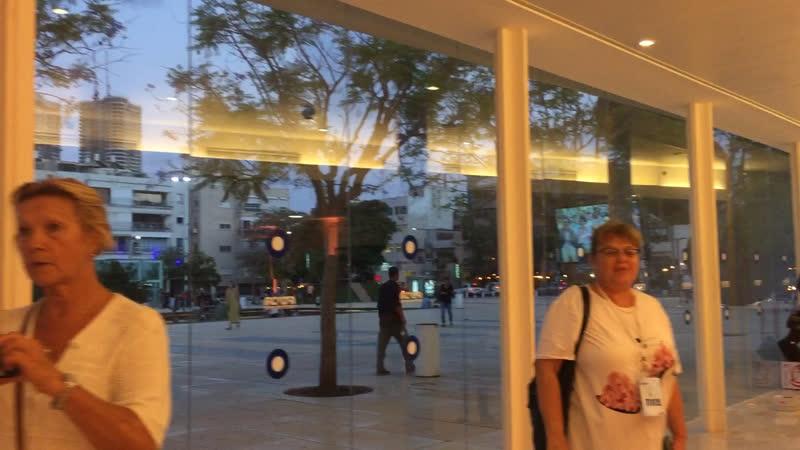 Театр. Тель-Авив