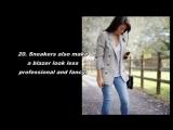 Wonderfulkicks.com   Модные советы о том, как носить кроссовки