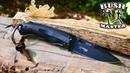 Складной нож для охотников и bushcrafters WITH ARMOUR Sentry WA-037BK