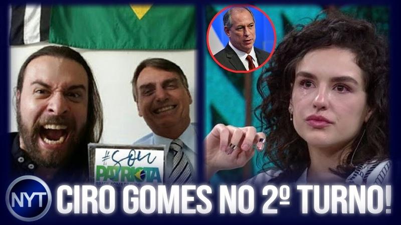 Nando Moura é usado em PROPAGANDA do PT Haddad MENTIROSO e Kéfera revela torcida contra BOLSONARO