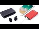 Обзор и мнение о наушниках повербанке Alfawise Mini True Wireless Bluetooth 5 0 Earphones