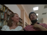 5 ВАЖНЫХ шагов для Пути сердца! Ольга Лучик импровизированно берет интервью у Константина Суслова в Москве.