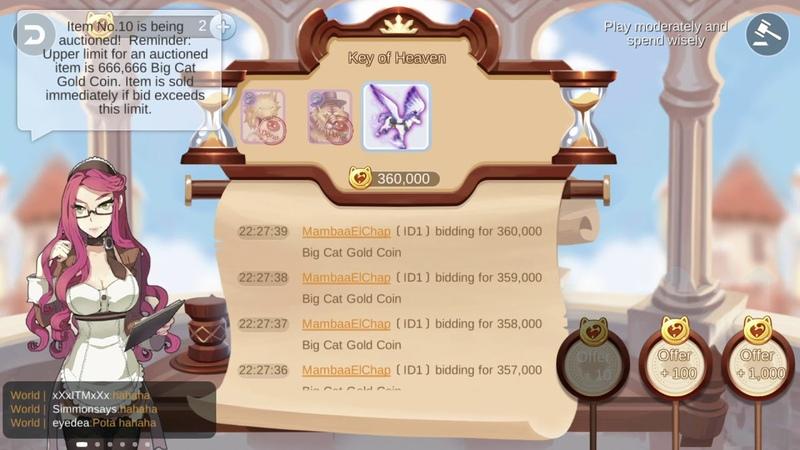 Ragnarok Auction, Key of Heaven Sold for 3.1 Million PHP