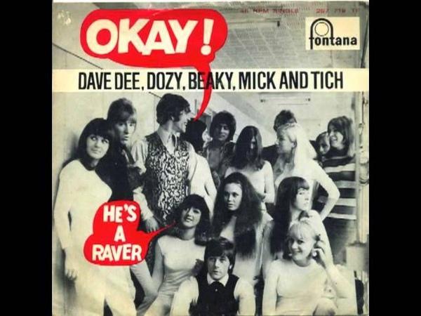 Dave Dee, Dozy, Beaky, Mick Tich - Okay!