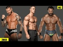 WWE Top 10 Current Wrestlers With the Best Physiques 2018 HD