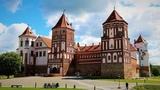 Местечко Мир - Замок начала 16-го века
