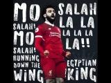 Mo Salah,Mo Salah,Mo Salah.