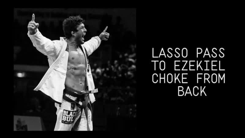 Lasso Guard Pass with Lucas Hulk Barbosa