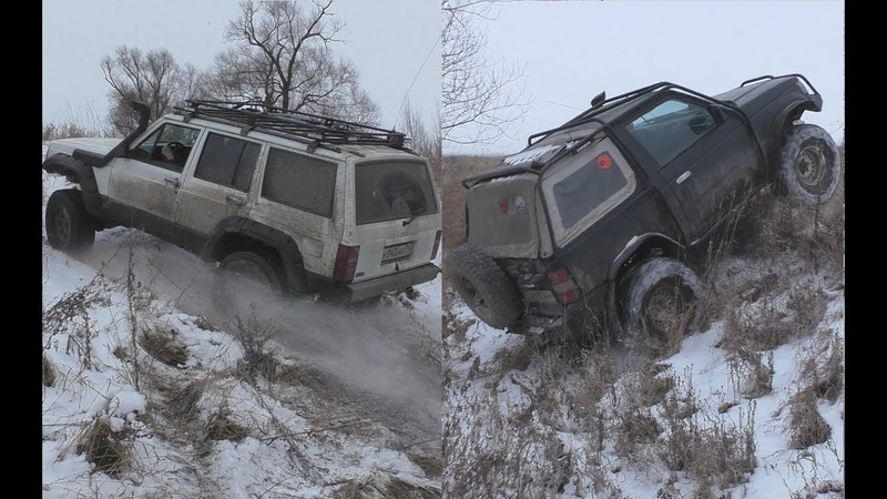 МТ и АТ на снежных горках