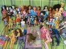 Моя коллекция ПОДДЕЛОК! кукол №2