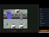 Night of the Valkyrie (Commodore 64) - Live-stream by Raph