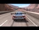 [DestructionNation] Spike Strip Multi-Vehicle Pileup Crashes 7 - BeamNG Drive Police Spike Strip Testing