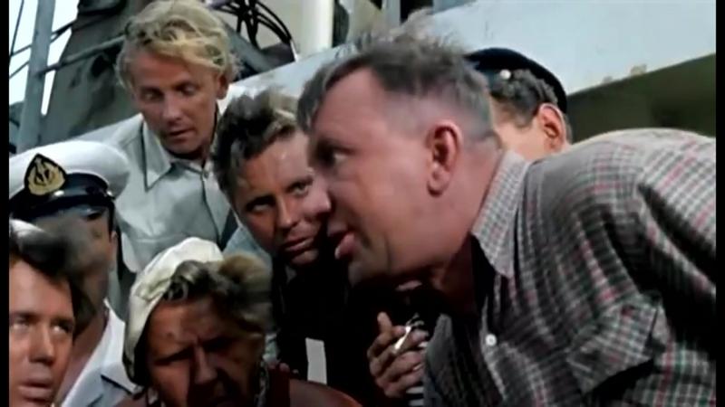 Советские артисты исполняют песню Виктора Цоя Пачка сигарет