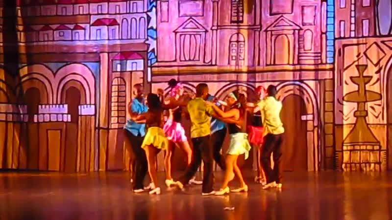 Baile popular cubano, cha cha cha