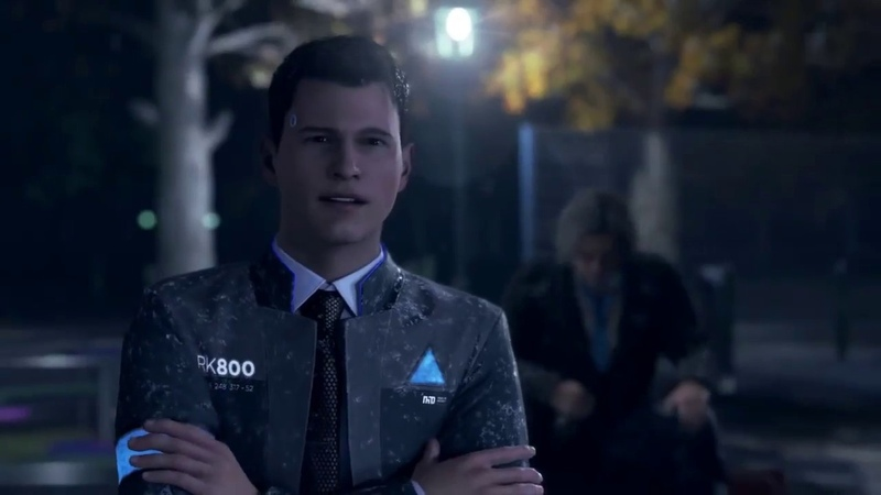 Detroit: Become Human AMV Leave a light on by Tom Walker