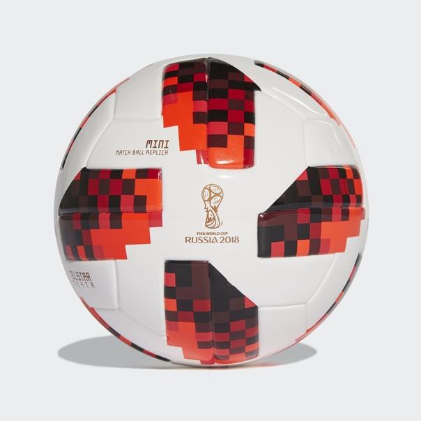 Telstar Мечта - сувенирный мини-мяч 2018 FIFA World Cup Russia™ Knockout