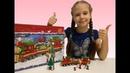 Новинка! Новогодний поезд AUSINI 25524 Merry Christmas Видеоинструкция по сборке Аналог LEGO