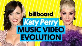 Katy Perry Music Video Evolution: 'The Box' to 'Firework' to 'Hey Hey Hey' | Billboard