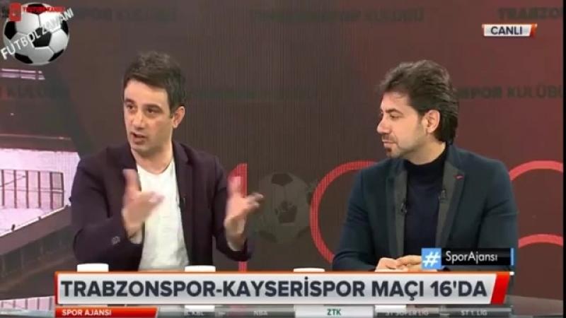 Trabzonspor Spor Ajansı ⚽ Kayserispor maçı ve Kongre yorumları 7 Nisan 2018