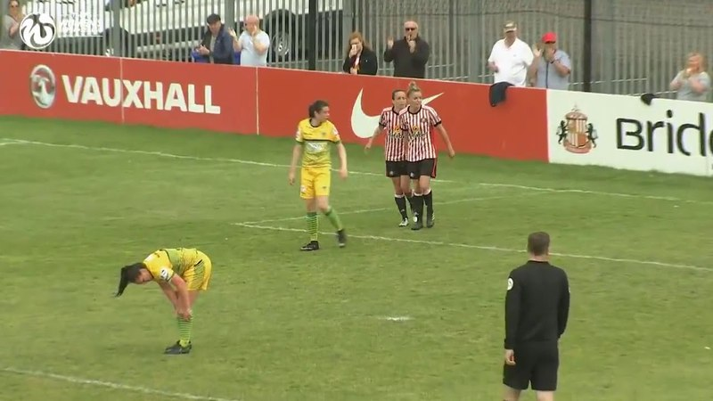 Sunderland 2 – 1 Yeovil Town - Match Highlights - FA WSL (21st May 2018)