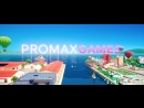 Capacity ™ Promax Games Sponsor Titles