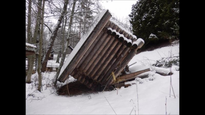 Abandoned Espoo,Finland UE-18