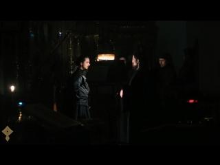 Хор братии Валаамского монастыря - Се Жених грядет в полунощи