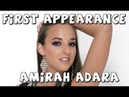 First appearance Amirah Adara