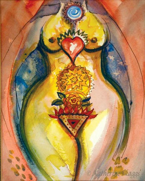 К какой бы культуре ни принадлежала женщина, сочетание слов «первозданная, дикая» и «женщина» ей интуитивно понятно.