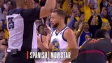Stephen Curry's Buzzer Beater As Heard Around The World