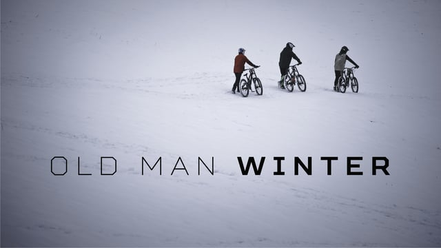 Hope Technology: Old Man Winter