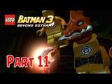 Melawan Orange Lantern - Lego Batman 3 Beyond Gotham