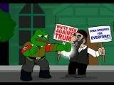 Pepe Kicks Ass