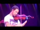 На концерте Дэвида Гарретта в Москве, Crocus City Hall, 07.10.2018 (видео 3)