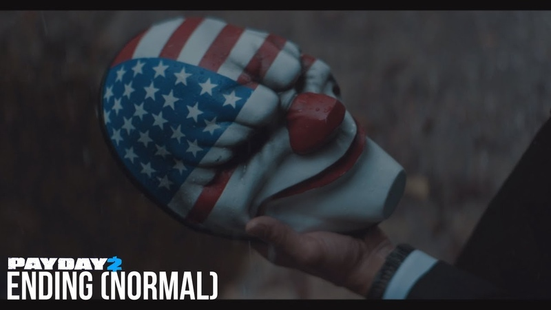 PayDay 2 : The End