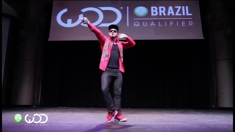 Ricardo Walker | World Of Dance Brazil | Beat it Dubstep