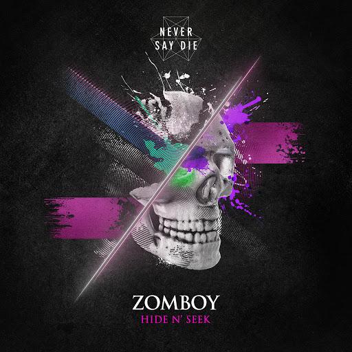 Zomboy альбом Hide N' Seek