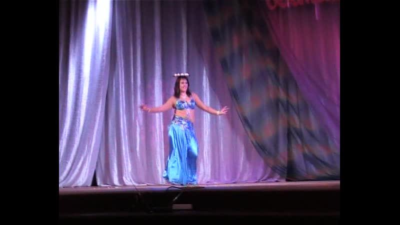 Татьяна в голубом