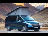 2020 Mercedes-Benz Marco Polo Kompakt Van - Tan
