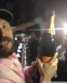 NHL on NBC Sports on Instagram Ovi putting the CHAMP in champagne