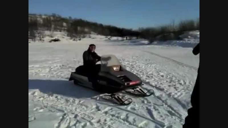 Мурманск. видео Александра БОНа. 23.11.12 г.