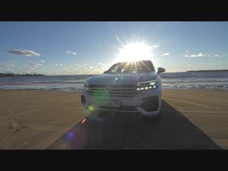 НОВЫЙ Volkswagen Touareg / НОВЫЙ Фольксваген Туарег 2018