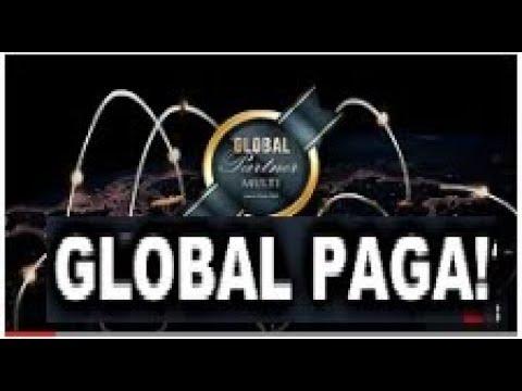 【LIVE GLOBAL PARTNER】☛Representante Celso Roque afirma que a Global pode durar 50 anos