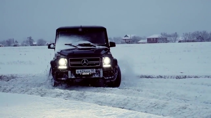 The AMG G63