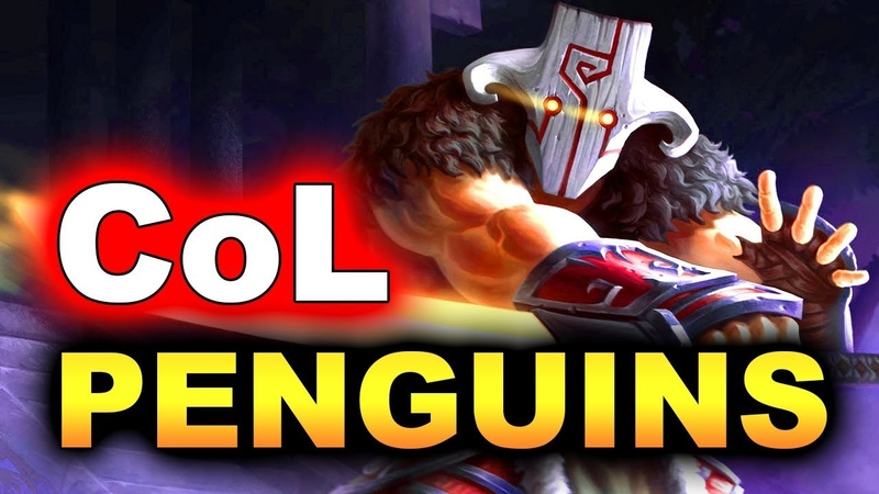 CoL vs Flying Penguins - NA GRAND FINAL - StarLadder ImbaTV MINOR DOTA 2