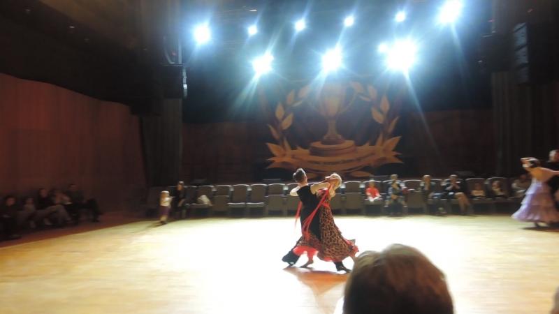 Отчетник Спартак Калуга Старшая группа 2 танец