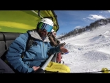 «Как себя вести на горнолыжном курорте»