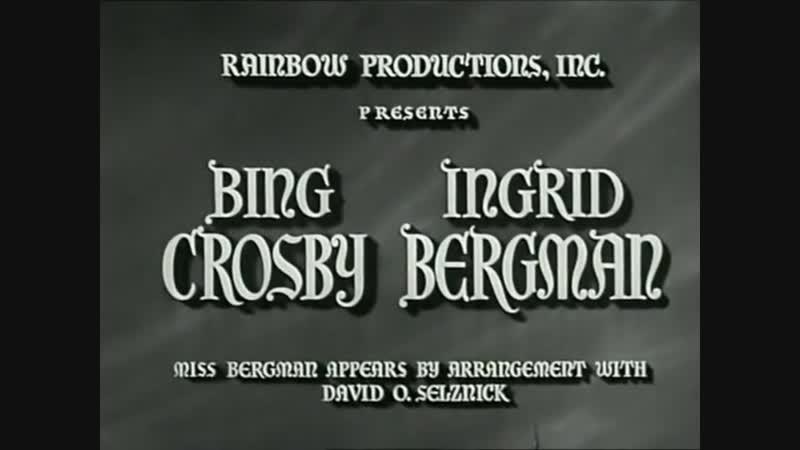 Os Sinos de Santa Maria_1945com Ingrid Bergman e Bing Crosby Leg