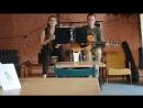 Катюха и Пашан - Сreep (Radiohead cover)
