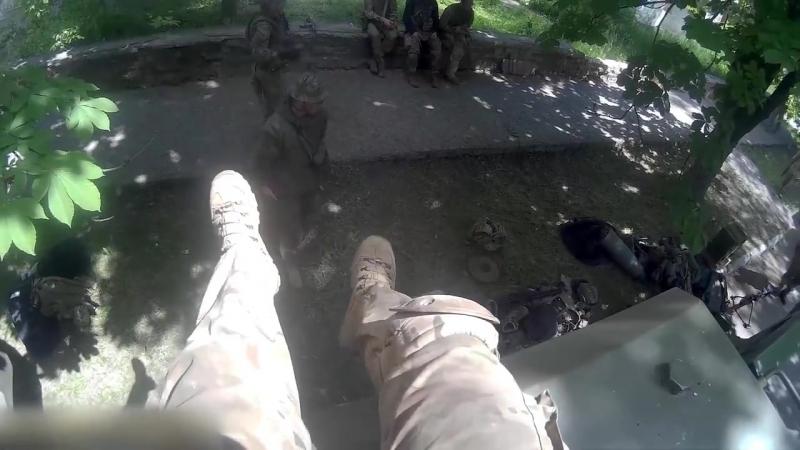 Полк АЗОВ не воює _ Regiment AZOV on the front line